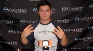 Valentin Vornicu Leads into WSOP Main Event Day 3 Dinner Break