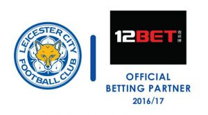Leicester City FC Announces 12BET as Official Betting Partner