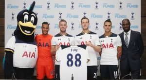 Fun88 Inks a 2-Year Deal with Tottenham Hotspur FC