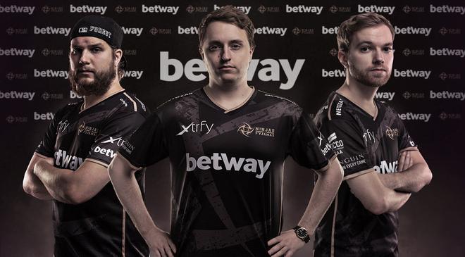 Betway and Ninjas in Pyjamas Part Ways under LCS Sponsorship Rules
