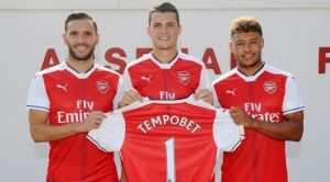 Arsenal F.C. Inks Partnership Agreement with Tempobet