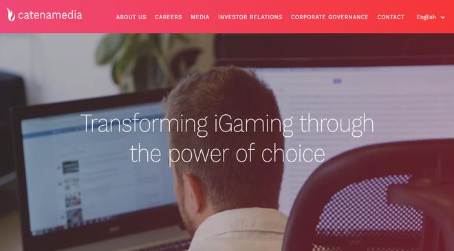 Catena Media Confirms Dutch Gaming Market Withdrawal