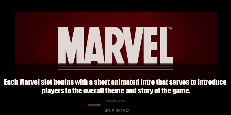 Marvel Slots - Themes, Features, Casinos with Marvel Slots