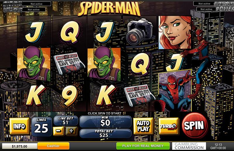 marvel slots online casino
