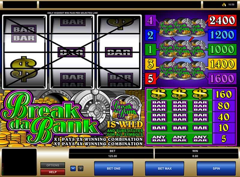video slots online classic casino