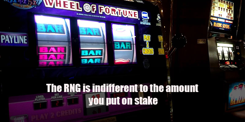 casino random number generator