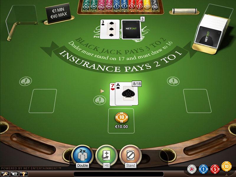Guts poker game