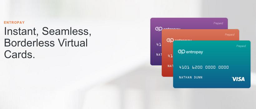 Virtual VISA Cards