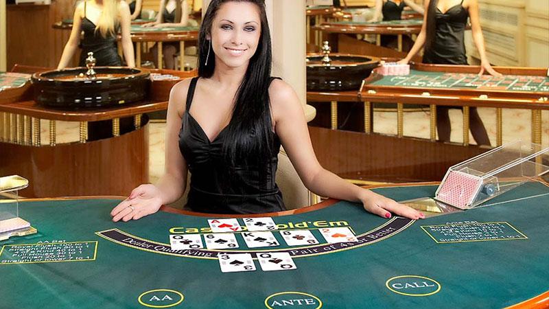 Live Hold Em Poker