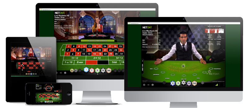 netent live casino studio