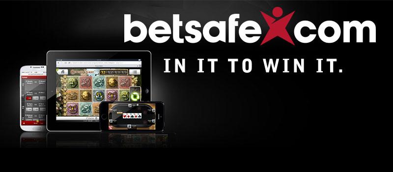 betsafe casino app
