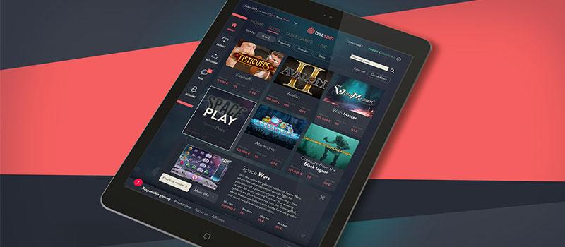 betspin casino app