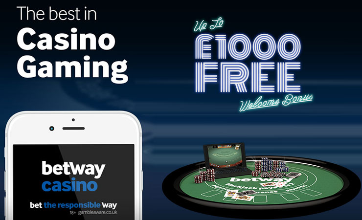 Image result for BETWAY CASINO
