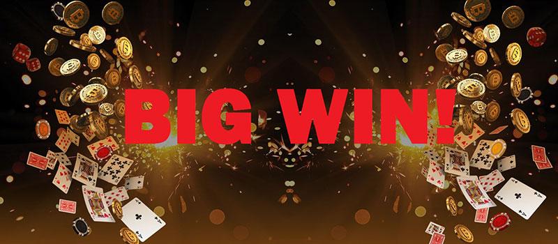 Big Win Jackpot Photo