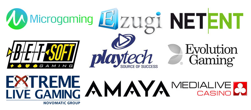 Casino Software Providers Photo