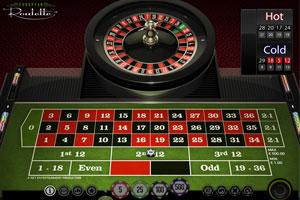 European Roulette Netent Screenshot