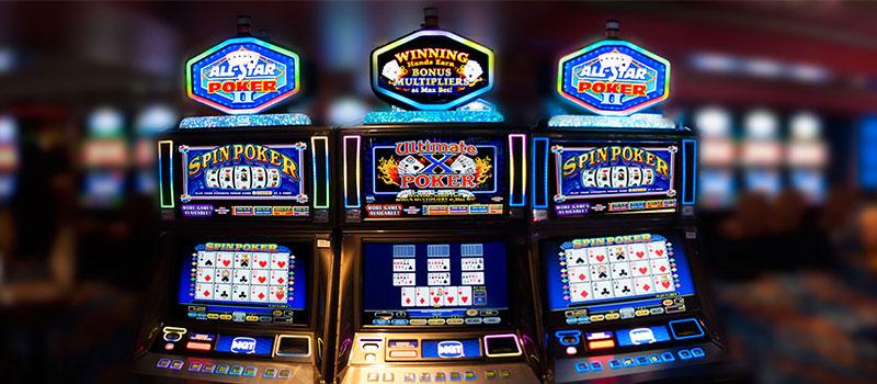 Full Pay Video Poker Machines