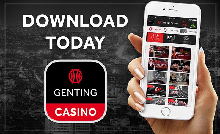 genting casino app photo