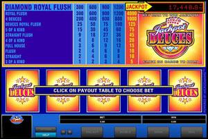 Jackpot Deuces