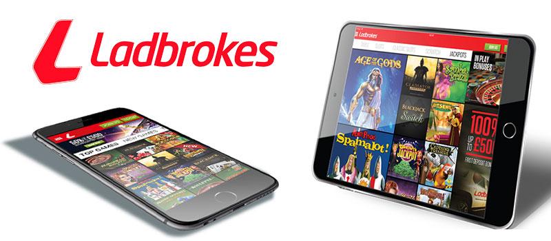 ladbrokes casino app