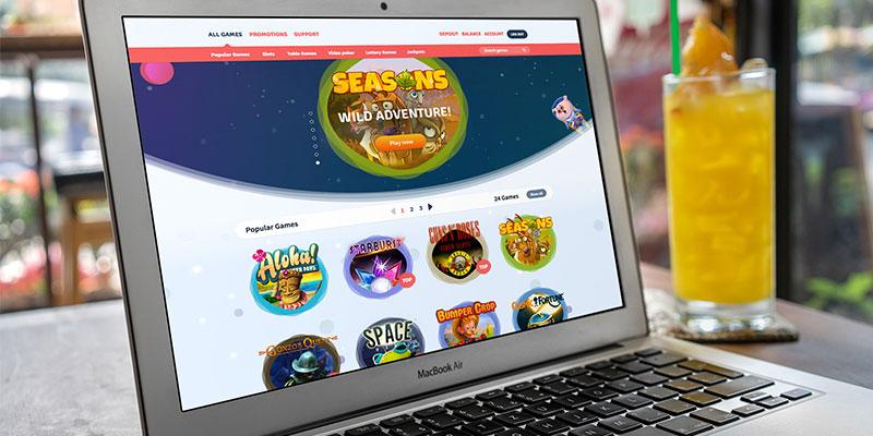 macbook casino games