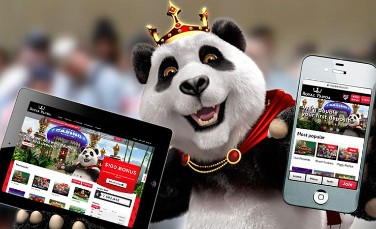 royal panda casino mobile app