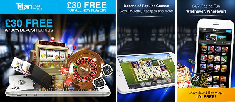titanbet casino app