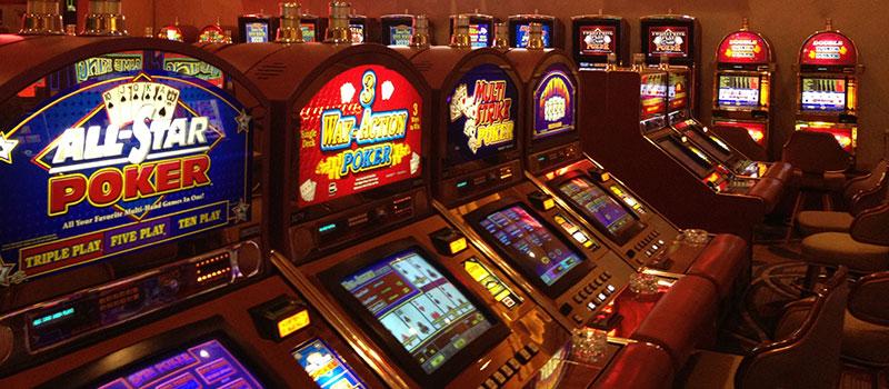 Video Poker Machines