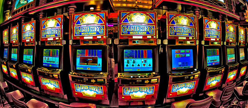 Video Poker Machines Photo