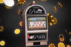 Video Poker Machine Photo