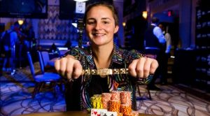 Heidi May Emerges Victorious from 2017 WSOP $10,000 Ladies No-Limit Hold'em Championship