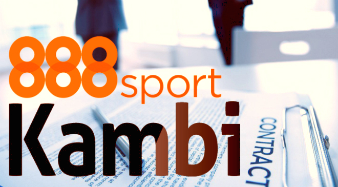 Kambi Group Confirms Sportsbook Contract Extension with 888sport