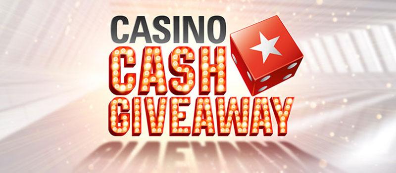 casino cash giveaway