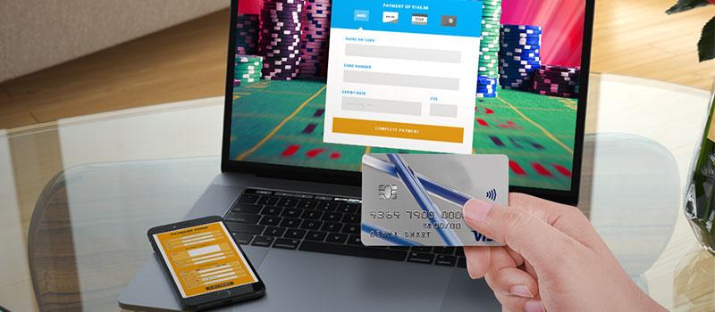 casino payment deposit