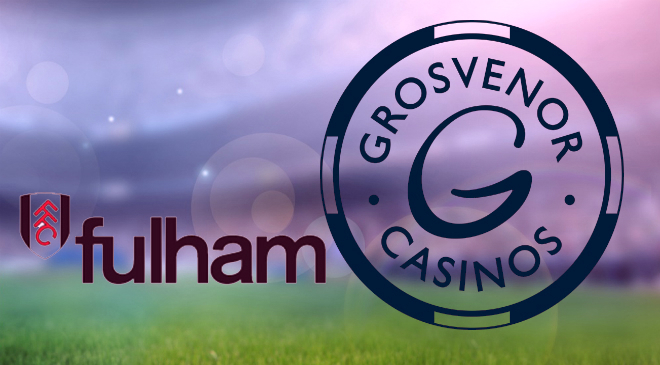 Grosvenor Casinos Signs Sponsorship Deal with Fulham FC