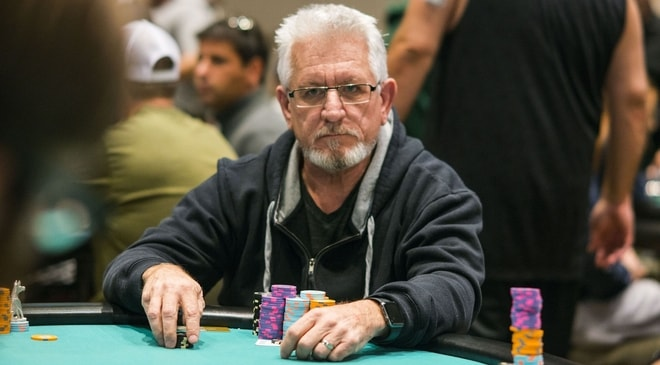 Guy Smith Emerges as Chip Leader from WPT Borgata Poker Open $3,500 Championship Day 1B