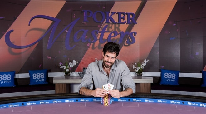 Nick Schulman Takes Down Inaugural Poker Masters Series Event #1 for $918,000