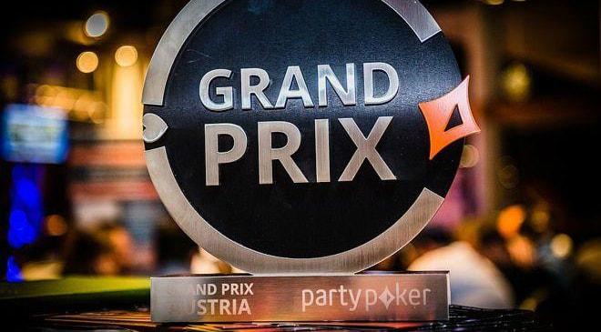 Vladimir Burstein and Fedor Holz Emerge as 2017 partypoker LIVE Grand Prix Austria's Biggest Winners