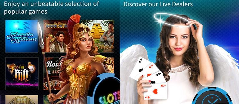 slots heaven casino app