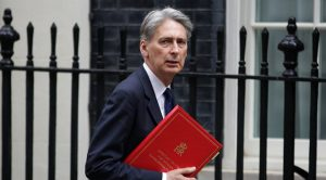 Chancellor Hammond Says FOBT Crackdown Was Put Off Following Gambling Industry's Lobbying