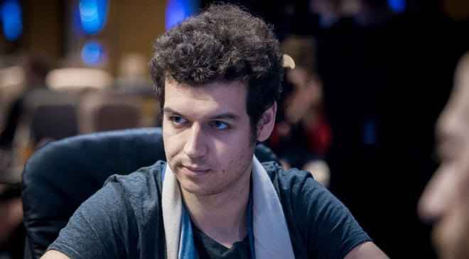 2018 WSOPE €25,500 Brings Michael Addamo Second Gold Bracelet and Best Live Cash at King's Casino in Rozvadov