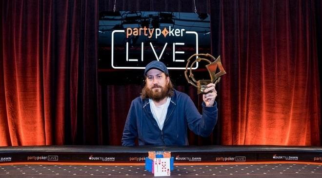 Steve O'Dwyer Takes Down partypoker LIVE MILLIONS UK £25,000 Super High Roller Event for £450,000
