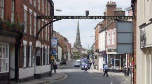 Ashbourne Town Centre Could See Moot Adult Gaming Centre Approved in Mid-January