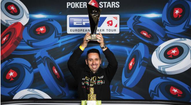 Sergio Aido Conquers EPT Monte Carlo €100K Super High Roller for $1,772,393