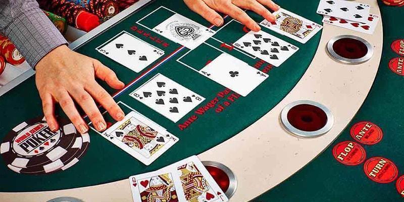 Live Casino Hold'em Strategy