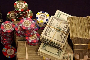 casino bankroll
