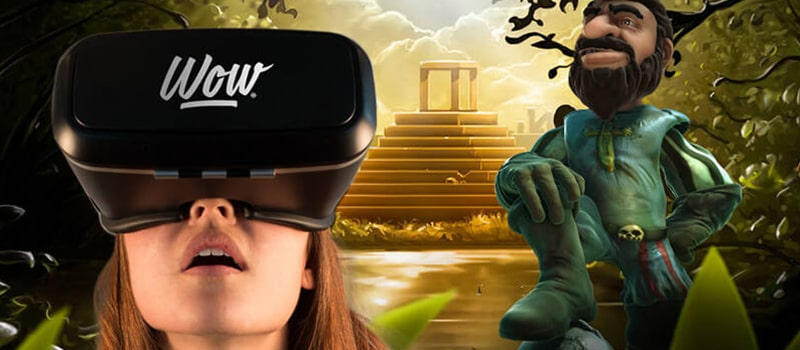 Playing VR Casino Games