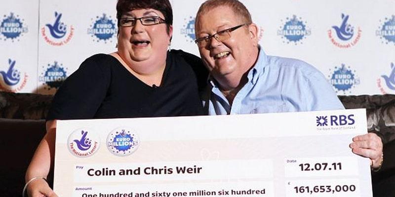 Colin dan Chris Weir