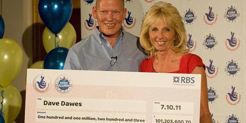 Dave dan Angela Dawes