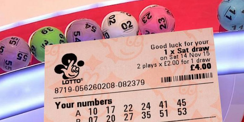 Partisipasi Lotere Nasional di Inggris